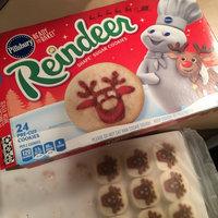 Pillsbury Read to Bake Reindeer Shape Sugar Cookies Cookie Dough - 24 CT uploaded by Wendy C.