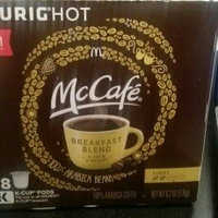 McCafe Breakfast Blend Coffee K-Cup® Pods 18 ct Box uploaded by Andy G.