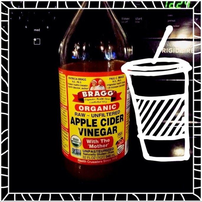Braggs Organic Apple Cider  Vinegar  uploaded by Kasey G.