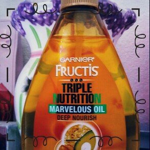Photo of Garnier Fructis Style Unruly Hair Oil, 5.1 oz uploaded by Christina E.