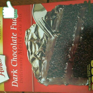 Duncan Hines® Classic Dark Chocolate Fudge Cake Mix 15.25 oz. Box uploaded by MONEKA S.