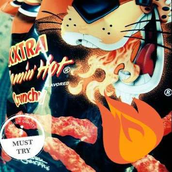 CHEETOS® Crunchy XXTRA FLAMIN' HOT® Cheese Flavored Snacks uploaded by Viridiana G.