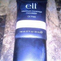 e.l.f. Studio Maximum Coverage Concealer - Oil Free uploaded by ali w.