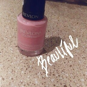 Revlon Brilliant Strength Nail Enamel uploaded by Evelin P.
