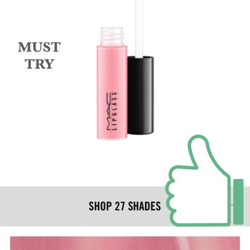 Photo of M.A.C Cosmetics Lipglass uploaded by Olive N.