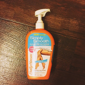 Photo of Sally Hansen® Simply Smooth Hair Remover Cream uploaded by Kayla H.