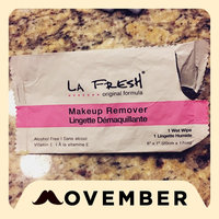 La Fresh Travel Lite Makeup Remover Wipes uploaded by Katie L.