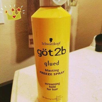 Photo of göt2b® Glued® Freeze Blasting Spray uploaded by Nancy T.