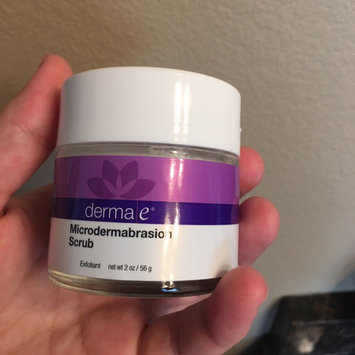 Photo of derma e Microdermabrasion Scrub with Dead Sea Salt uploaded by Ginny D.