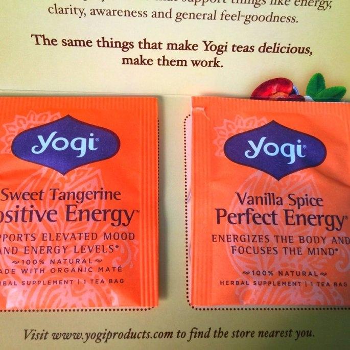 Yogi Tea Vanilla Spice Perfect Energy uploaded by Mary G.