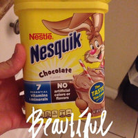 Nestle Nesquik Strawberry Flavored Powder Canister uploaded by Tavares M.