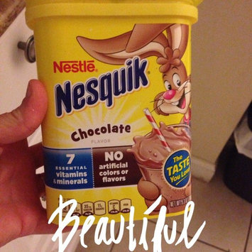 Photo of Nesquik® Strawberry Flavor Powder uploaded by Tavares M.