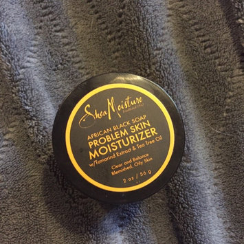 SheaMoisture African Black Soap Problem Skin Moisturizer uploaded by Sara M.