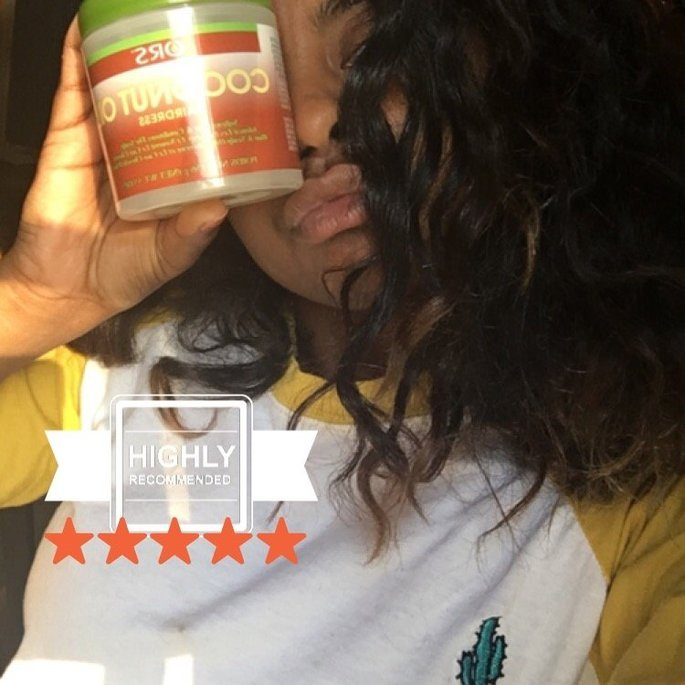 Organic Root Stimulator Coconut Oil for Hair uploaded by Loraina C.