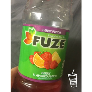 Photo of FUZE® Berry Punch 1L Plastic Bottle uploaded by Tiffany L.