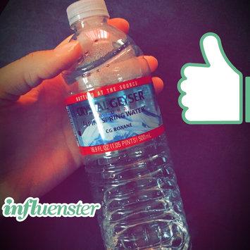 Photo of Crystal Geyser® Alpine 1 L Natural Spring Water 12 Ct Plastic Bottles uploaded by Kasi B.