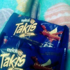 Barcel Mini Takis Fuego (9 Bags-1.2oz) uploaded by Katelynn S.