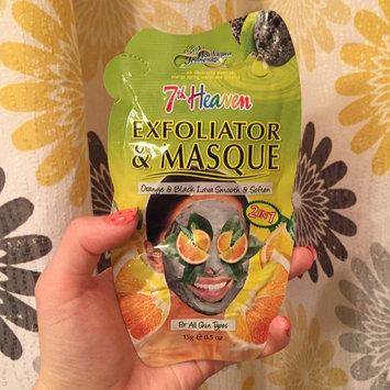 Photo of 7th Heaven Exfoliator & Masque Black Lava & Orange Peel uploaded by Kylie M.