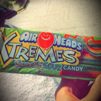 Photo of Airheads Xtremes Sweetly Sour Candy Rainbow Berry uploaded by Erin K.