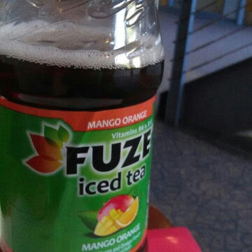 Photo of FUZE® Mango Orange Iced Tea 1L Plastic Bottle uploaded by ANA B.