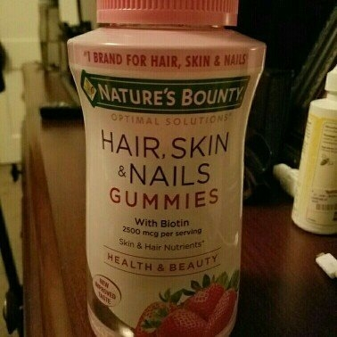 Nature's Bounty Hair, Skin & Nails Value Size Gummies uploaded by Lisa R.