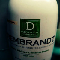 Rembrandt® Deeply White® + Peroxide Fluoride Mouthwash uploaded by Samantha  F.
