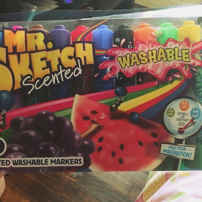 Mr. Sketch Scented Washable Markers uploaded by Nelly l.