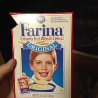 Farina Mills Farina Wheat Hot Cereal, 14-Ounce (Pack of 4) uploaded by Tiffany B.