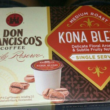 Don Francisco Family Reserve Single Serve Coffee, Kona Blend, 12 Count [] uploaded by lupe b.