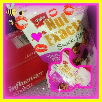 FISHER NUT EXACTLY® Snack Bites - Almond Popcorn dipped in Milk Chocolate uploaded by Seharay G.