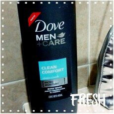 Photo of Dove Men+Care Clean Comfort Body And Face Wash uploaded by YENISEY H.