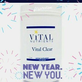 Vital Clear - by Vital Nutrients - Vegetarian Protein Powder - Nutritional & Herbal Support for Reducing Inflammation, Maintaining Healthy Blood Sugar Levels, & Promoting Detoxification. uploaded by Jorgete P.