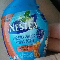 Nestea® Iced Tea with Peach Liquid Water Enhancer uploaded by Carolina R.