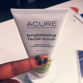 Photo of Acure Organics Brightening Facial Scrub uploaded by Nichelle B.