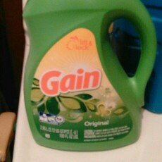 Gain Original Liquid Laundry Detergent uploaded by Crystal M.