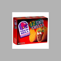 Taco Bell Home Originals Taco Shells - 12 CT uploaded by Pip S.