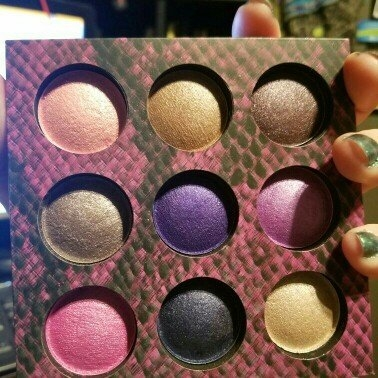 BH Cosmetics Wild at Heart Baked Eyeshadow Palette uploaded by Christina D.