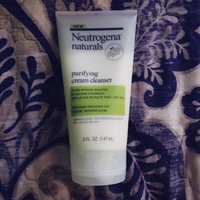 Neutrogena® Naturals Purifying Cream Cleanser uploaded by Sw R.