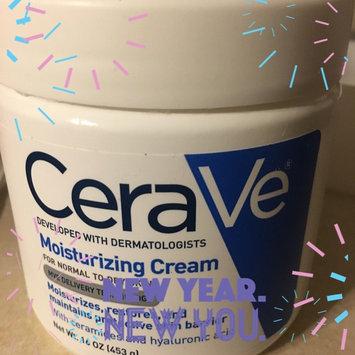 CeraVe Moisturizing Cream uploaded by Caitlin M.
