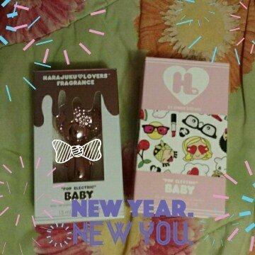 Harajuku Lovers by Gwen Stefani Pop Electric BABY Eau de Parfum uploaded by Dana M.