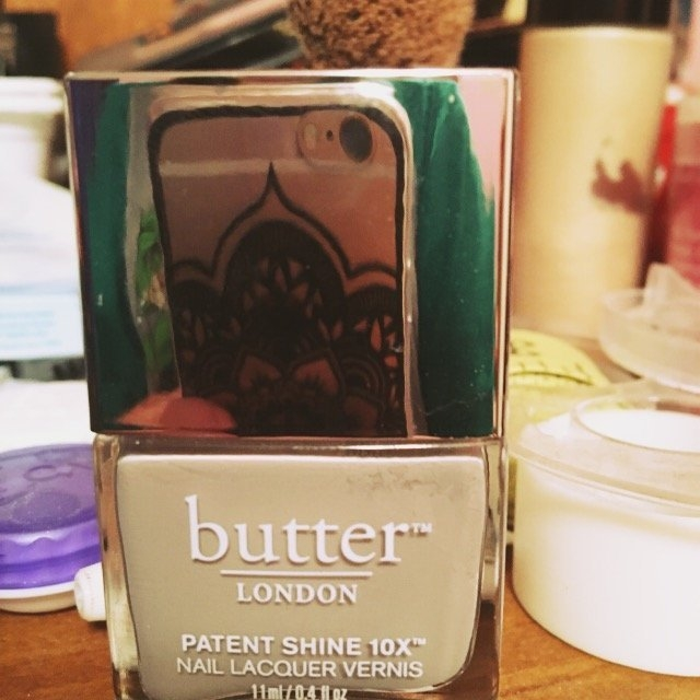 Butter London Patent Shine 10X Lacquer uploaded by Miranda O.