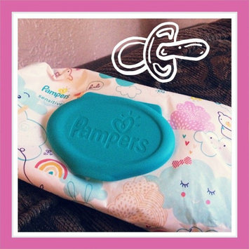 Photo of Pampers Sensitive Wipes Travel Pack, 56 ea uploaded by Christy G.