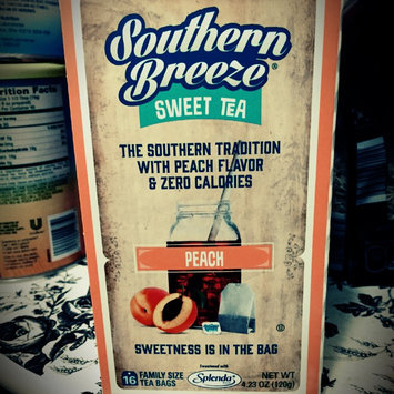 Photo of Southern Breeze Sweet Tea Original Family Size Tea Bags - 16 CT uploaded by Odyssey G.