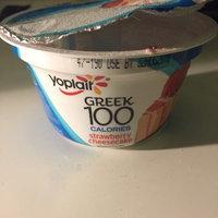 Yoplait® Greek 100 Protein Strawberry Cheesecake Fat Free Yogurt uploaded by Megan D.