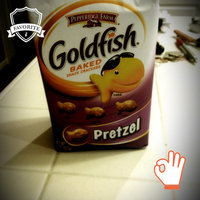 Pepperidge Farm Goldfish Pretzel Baked Snack Crackers uploaded by Kellie W.