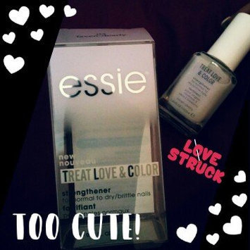Photo of essie Treat Love & Color Nail Strengthener uploaded by Julie W.