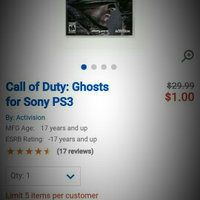 Activision Call of Duty: Ghosts - ACTIVISION INC uploaded by Dorothy F.