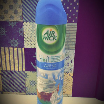 Air Wick 4 in 1 Air Freshener Cool Linen & White Lilac uploaded by Raquel S.