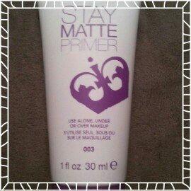 Rimmel Stay Matte Primer uploaded by Holly N.