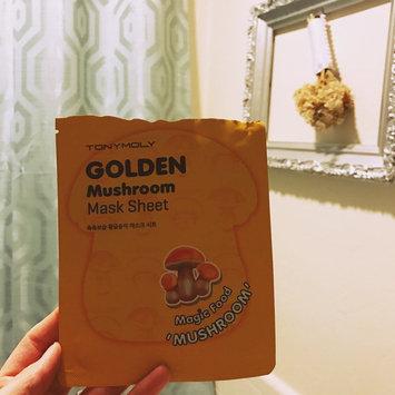 Photo of Tony Moly Golden Mushroom Mask Sheet uploaded by Liz G.